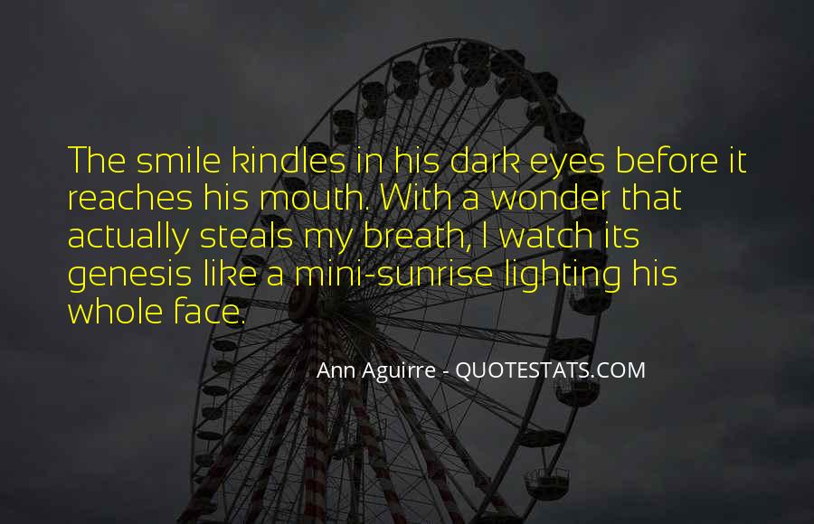Face Smile Quotes #50109