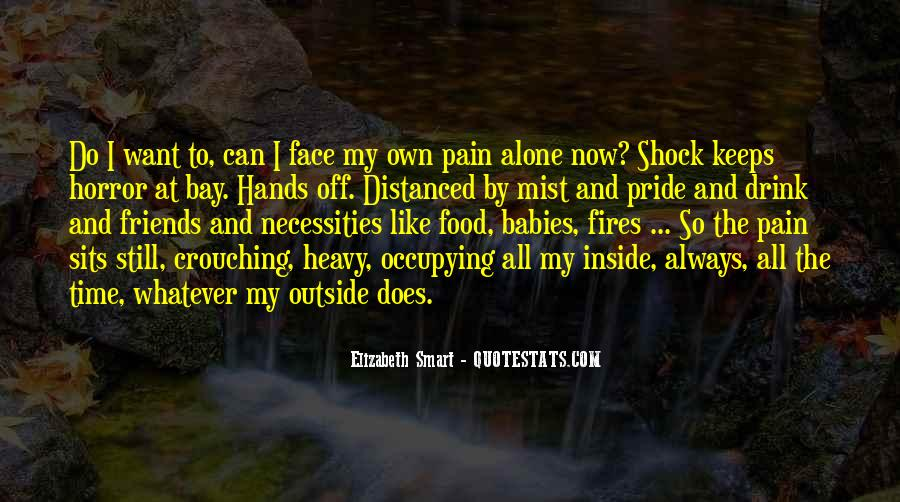 Face The Pain Quotes #183043