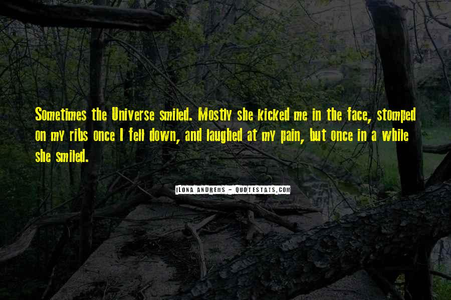 Face The Pain Quotes #590071