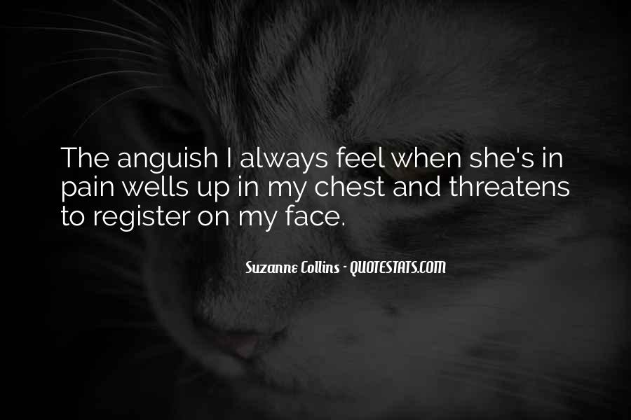 Face The Pain Quotes #740714