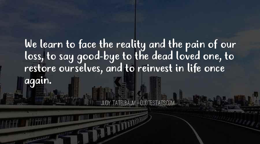 Face The Pain Quotes #750248