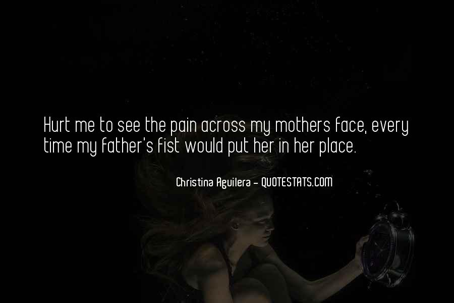 Face The Pain Quotes #778292