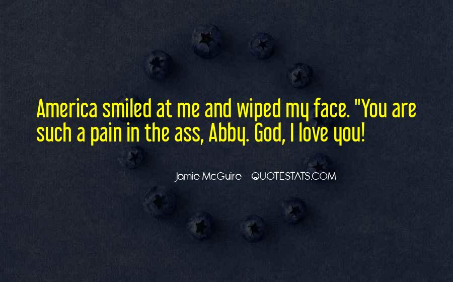 Face The Pain Quotes #819575