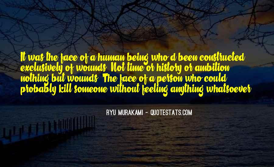 Face The Pain Quotes #935021
