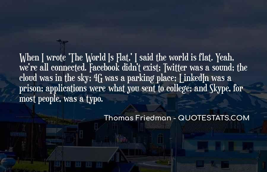 Facebook A Place Where Quotes #1729051