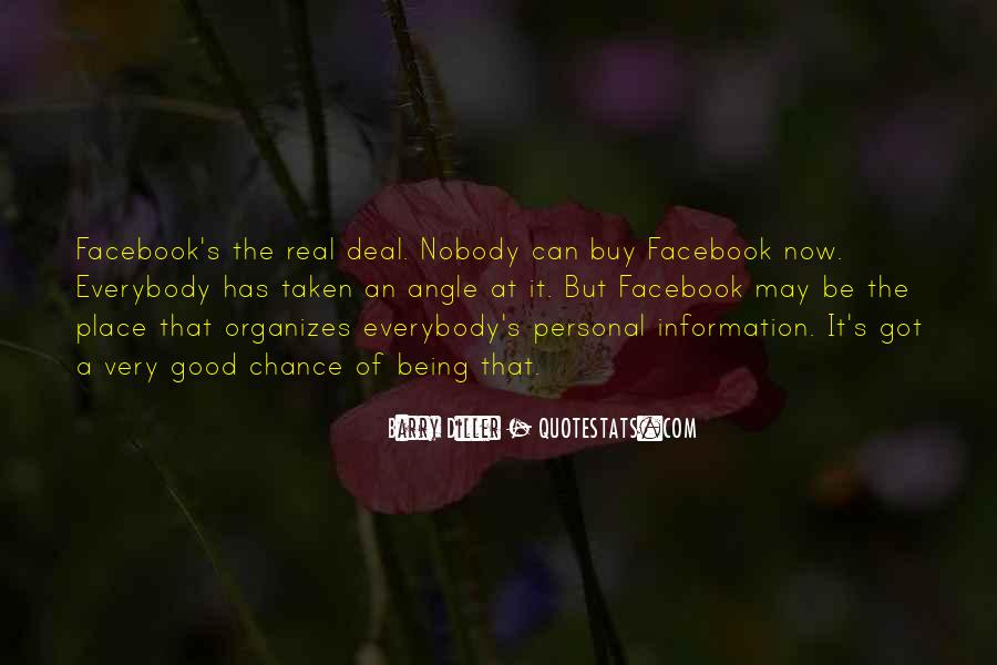 Facebook A Place Where Quotes #456002
