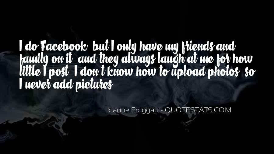 Facebook Know It All Quotes #135211