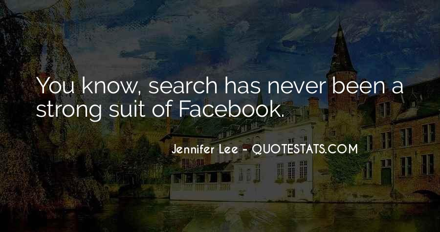 Facebook Know It All Quotes #270977