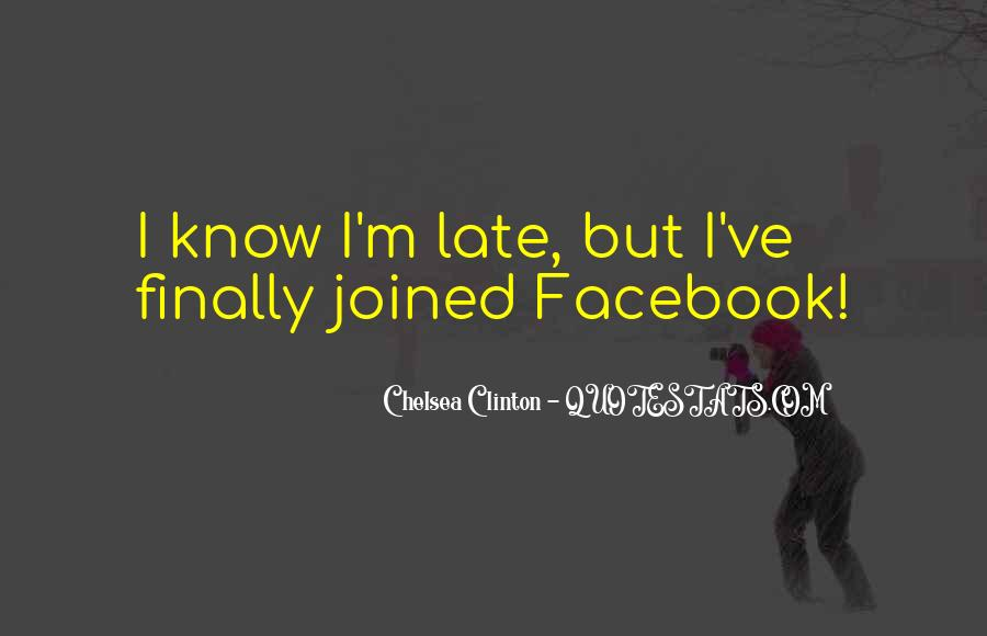 Facebook Know It All Quotes #295306