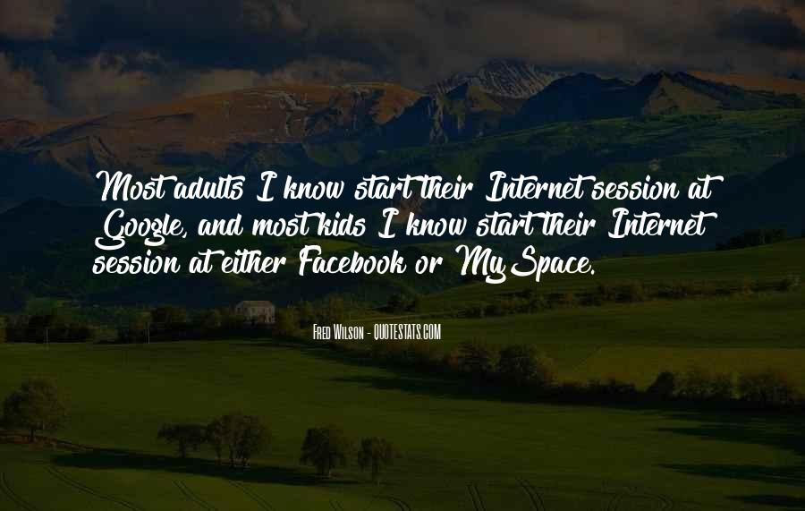Facebook Know It All Quotes #383141