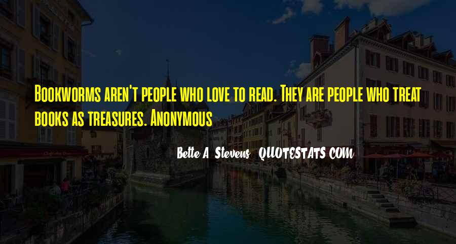 Quotes About How To Treat People You Love #138648