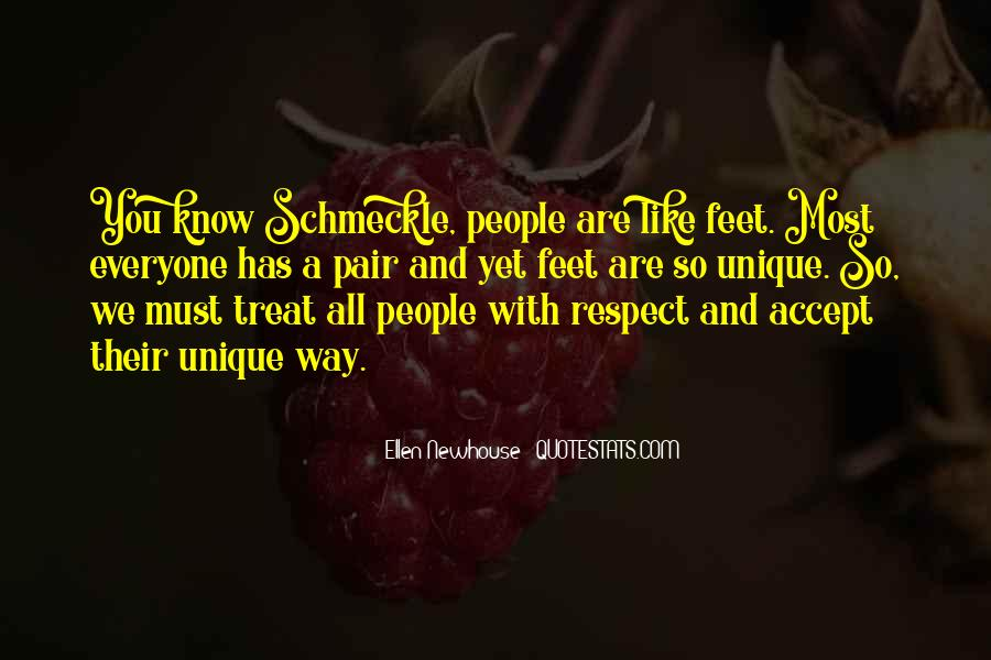 Quotes About How To Treat People You Love #146224