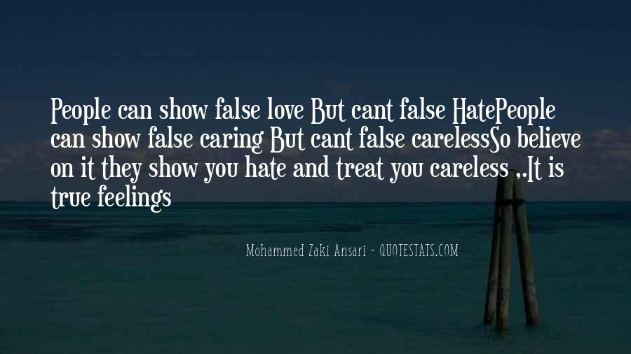 Quotes About How To Treat People You Love #644437