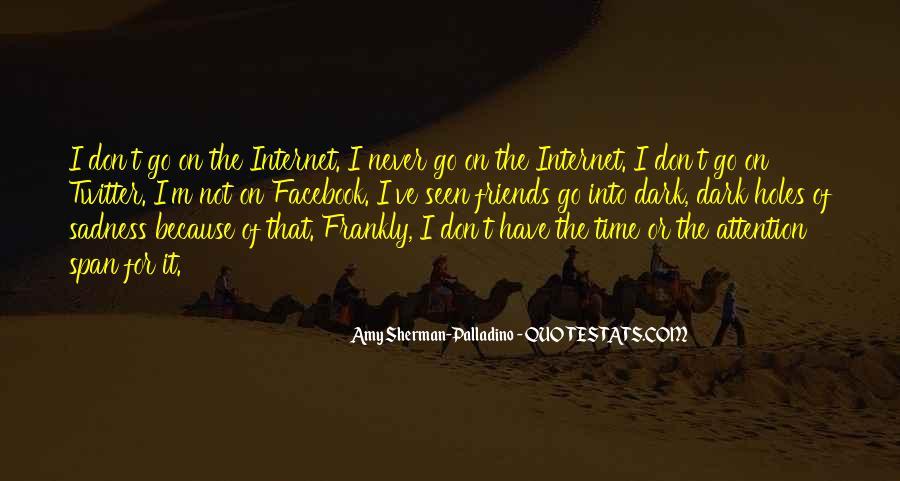 Facebook Seen Quotes #1040682