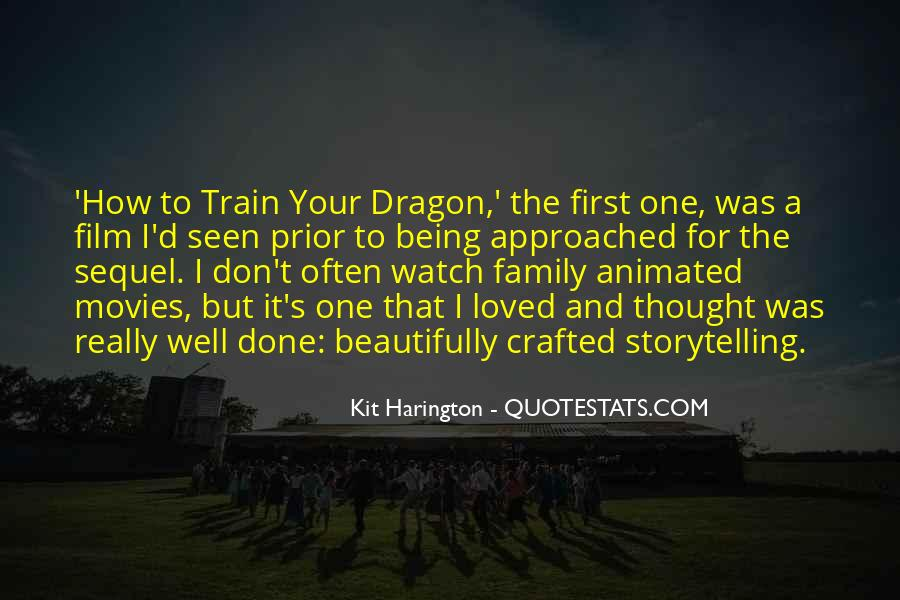 Quotes About How To Train Your Dragon 2 #287280