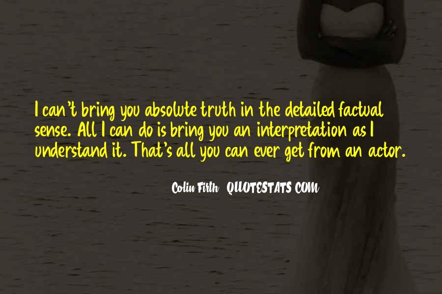 Factual Quotes #101433