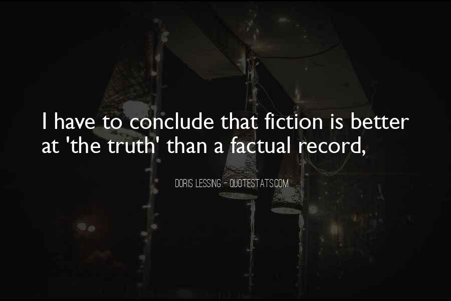 Factual Quotes #699812