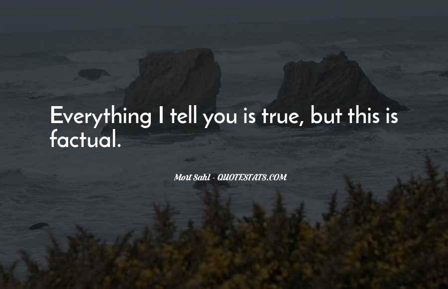 Factual Quotes #726834