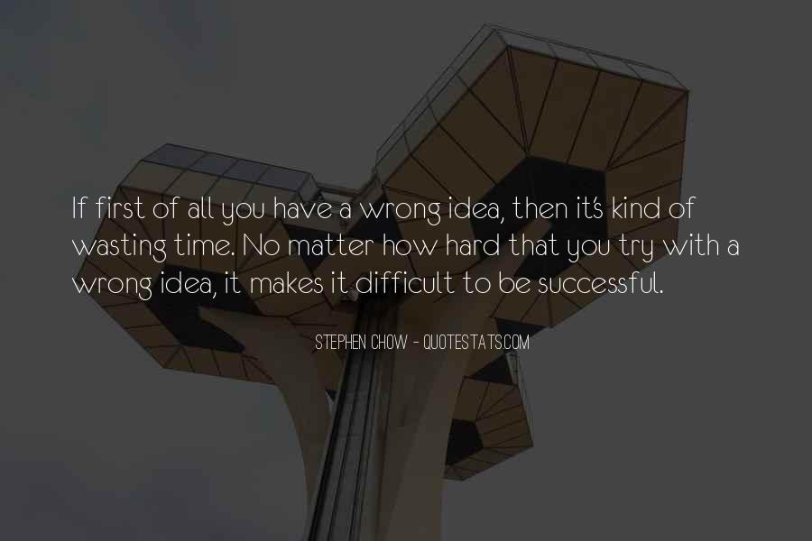 Quotes About How To Be Successful #1650033