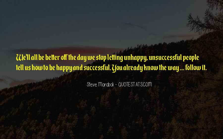 Quotes About How To Be Successful #208812