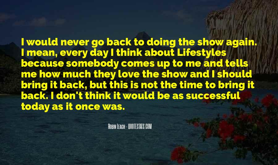 Quotes About How To Be Successful #499514