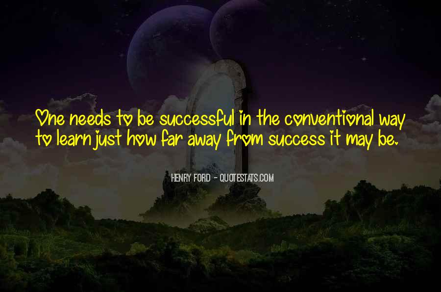 Quotes About How To Be Successful #686488