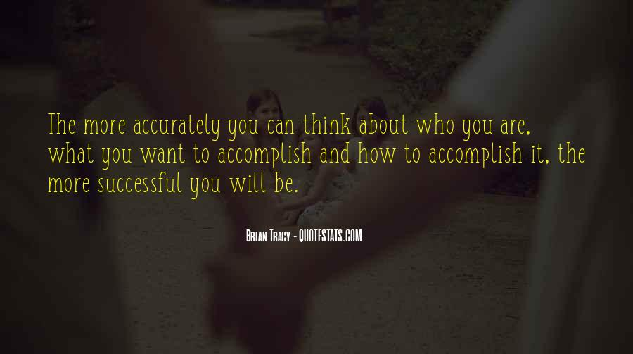 Quotes About How To Be Successful #748028