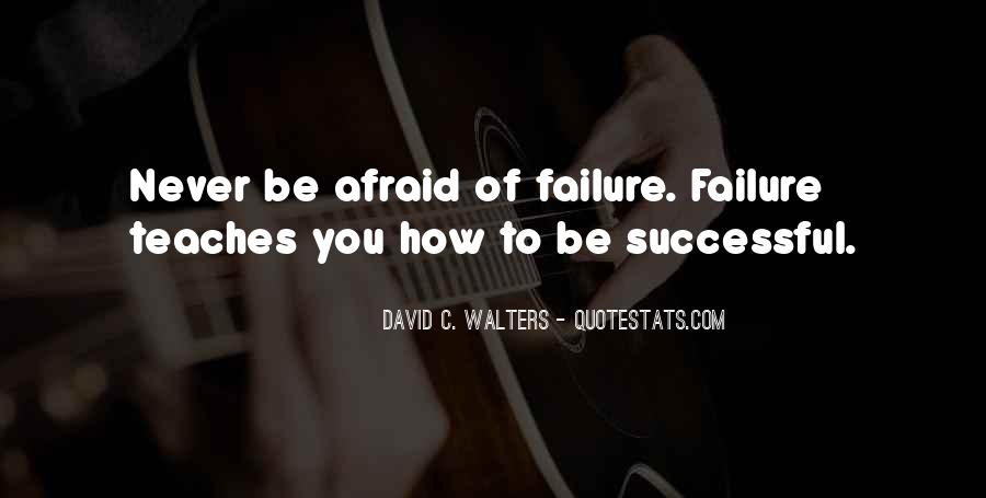 Quotes About How To Be Successful #997489