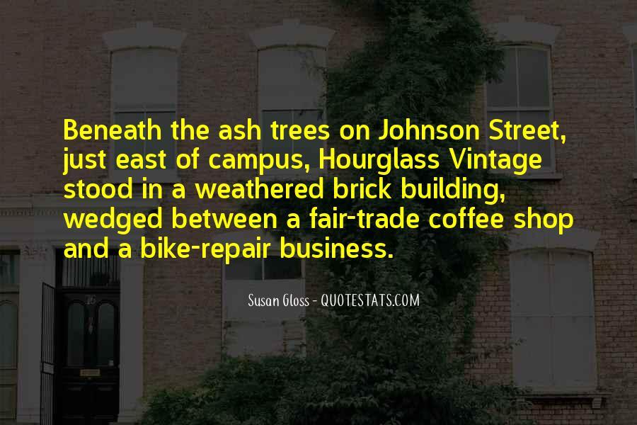 Fair Trade Coffee Quotes #974052
