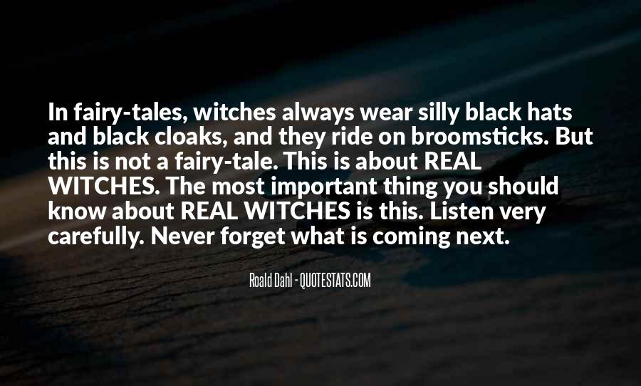 Fairy Tales Are Real Quotes #1521