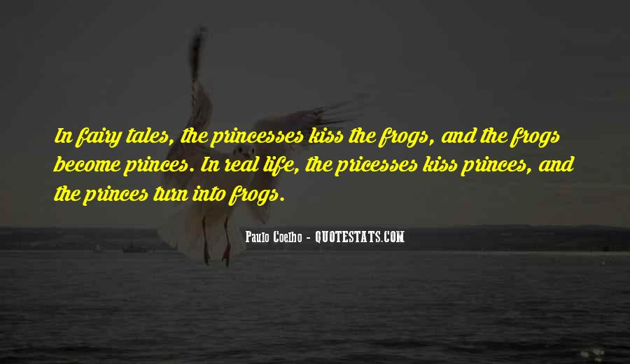 Fairy Tales Are Real Quotes #662490