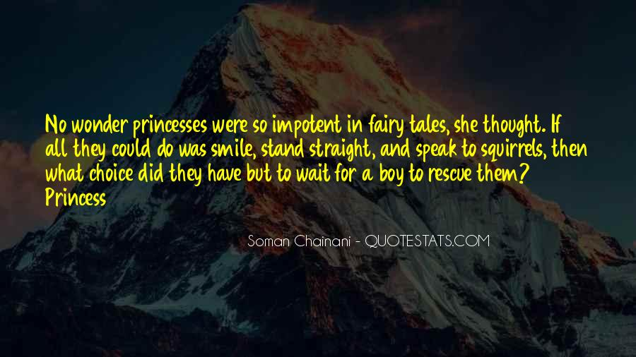 Fairy Tales Princesses Quotes #1214641