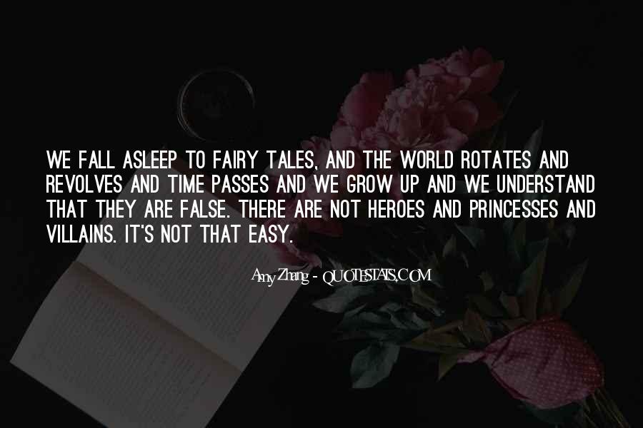 Fairy Tales Princesses Quotes #303900