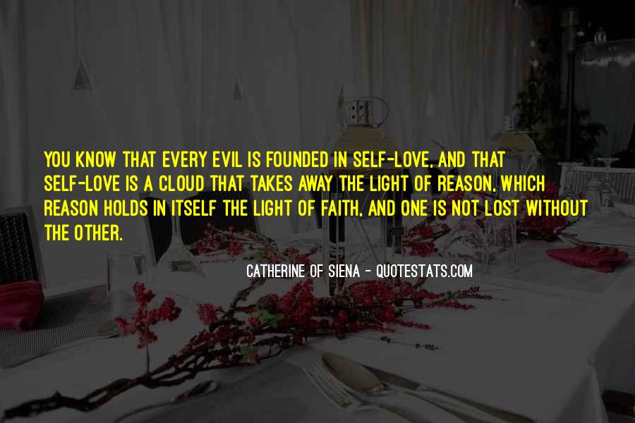 Faith In One's Self Quotes #1719140