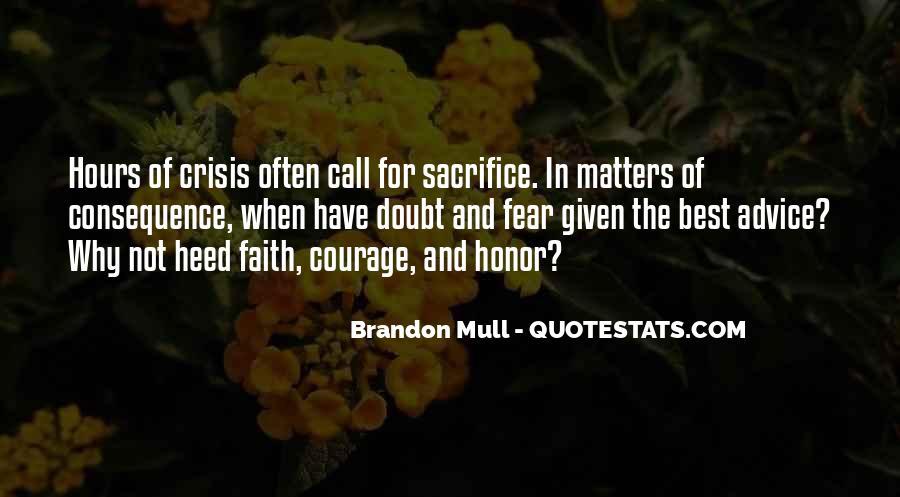 Faith Not Fear Quotes #1025982