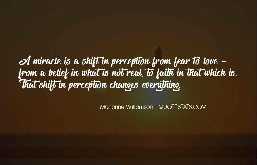 Faith Not Fear Quotes #1031516