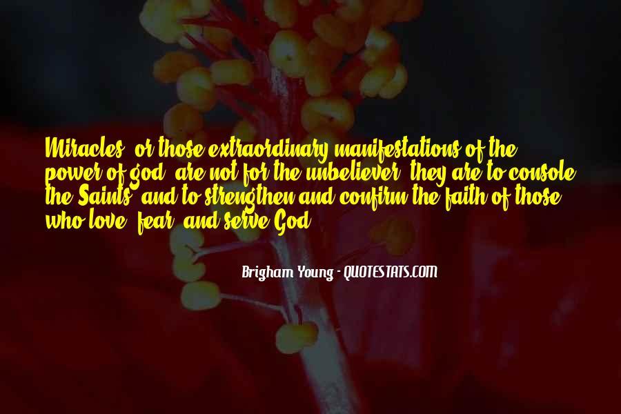 Faith Not Fear Quotes #1101373