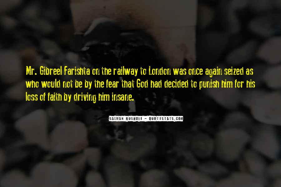 Faith Not Fear Quotes #1149405