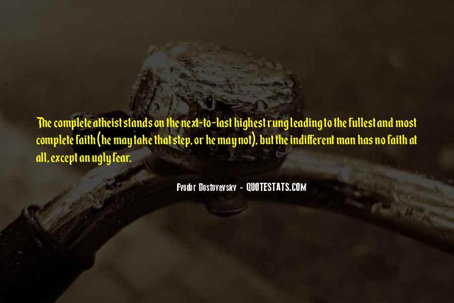 Faith Not Fear Quotes #1398803