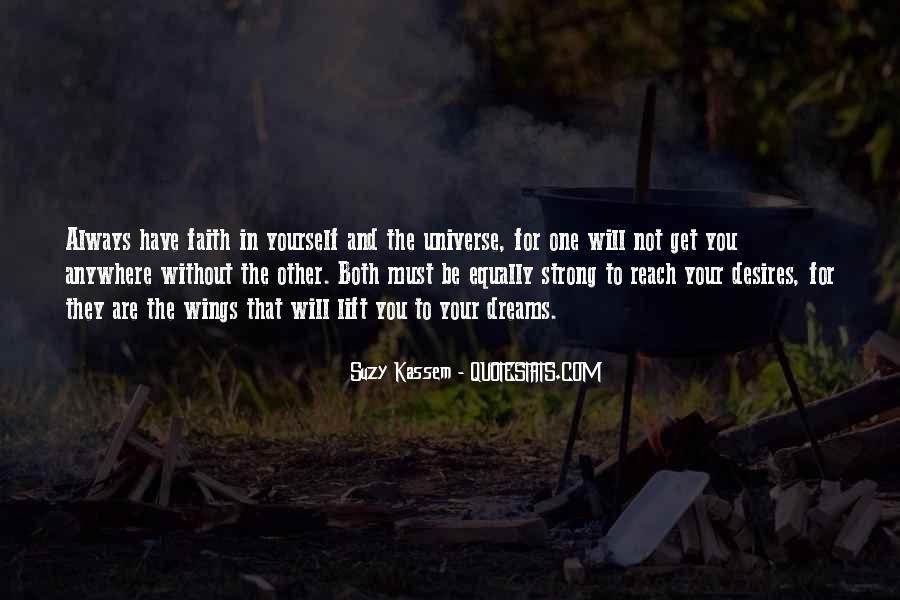 Faith Not Fear Quotes #14004