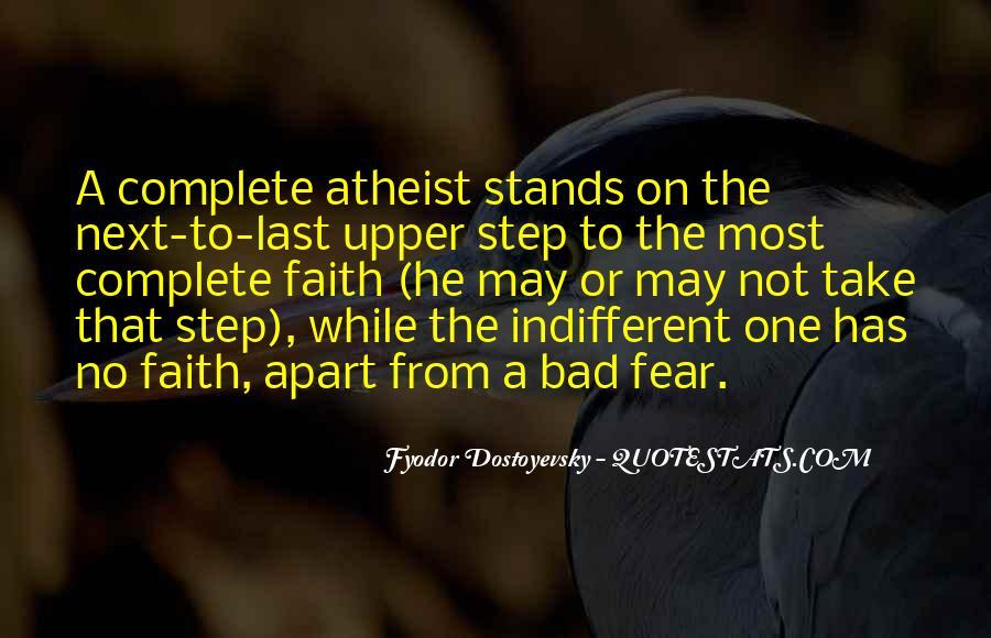 Faith Not Fear Quotes #1443495