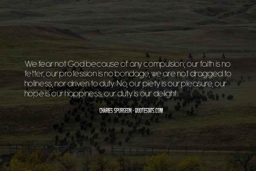 Faith Not Fear Quotes #1526994
