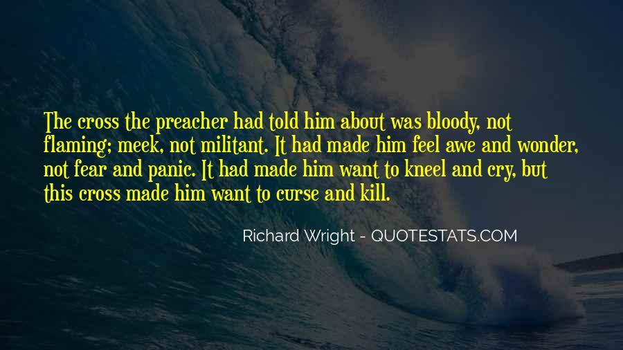 Faith Not Fear Quotes #1571351