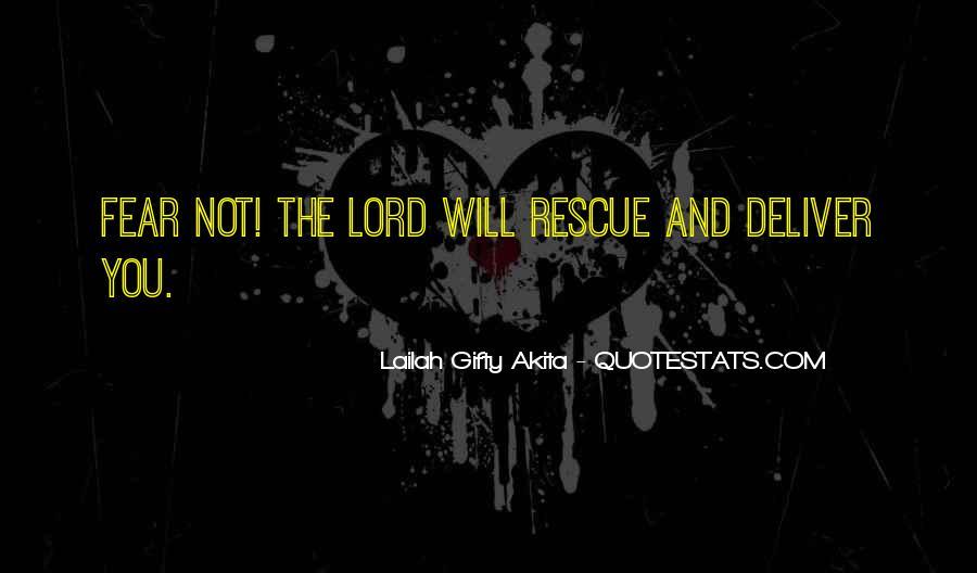 Faith Not Fear Quotes #1753597