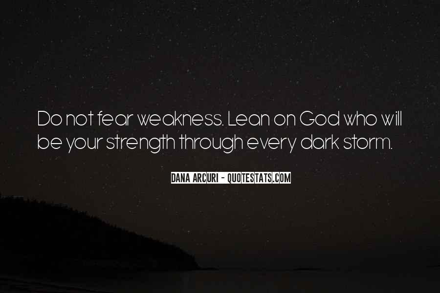 Faith Not Fear Quotes #218450