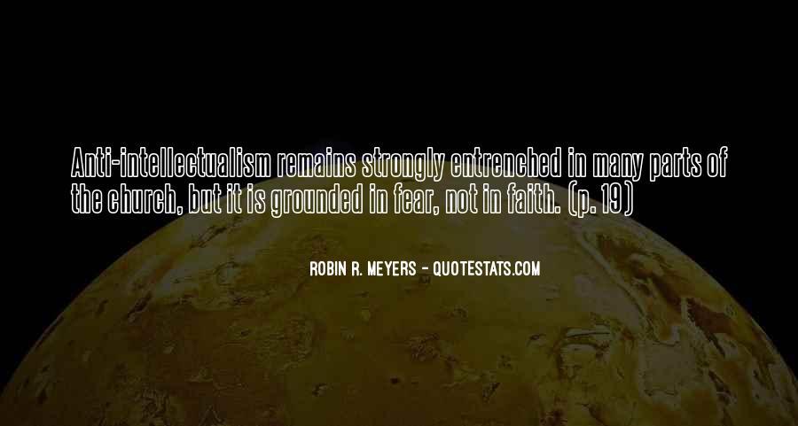 Faith Not Fear Quotes #221640