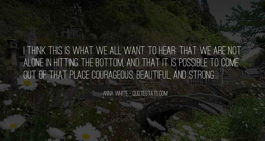 Faith Not Fear Quotes #478352
