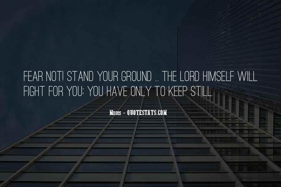 Faith Not Fear Quotes #541008