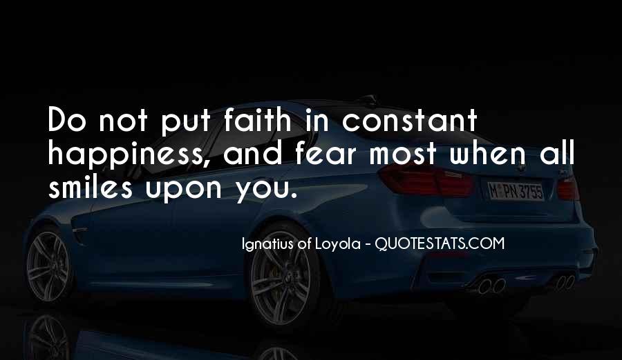 Faith Not Fear Quotes #588422