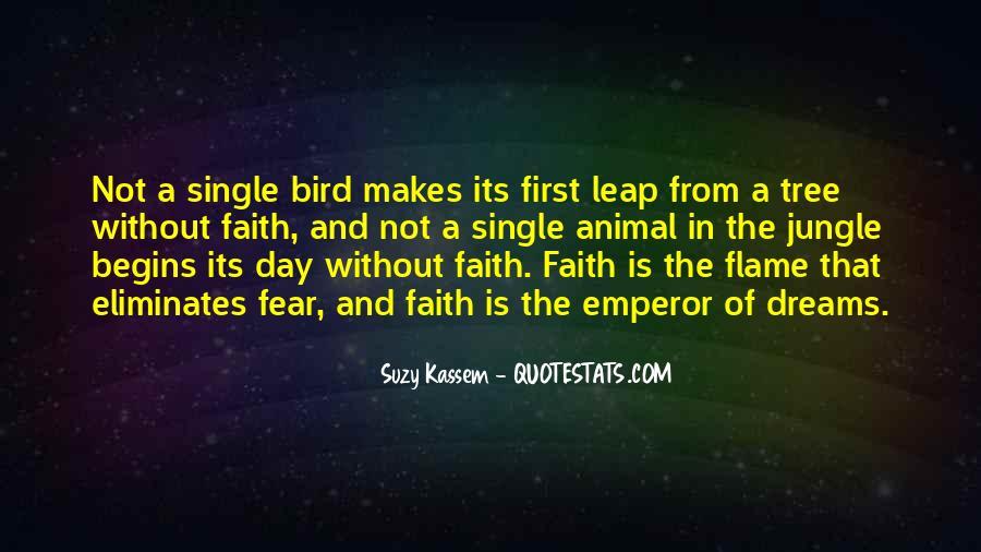 Faith Not Fear Quotes #605829